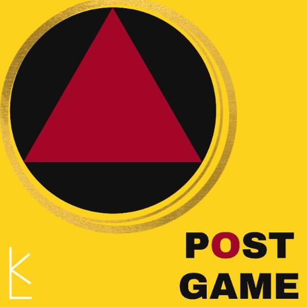 Post Game Album Art